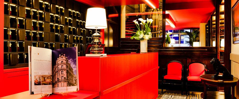 Hôtel Carlton Lyon - MGallery by Sofitel **** - Dernière minute - Lyon -