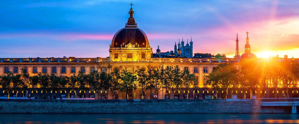 Hôtel Mercure Lyon Centre Brotteaux **** - Dernière minute - Lyon -