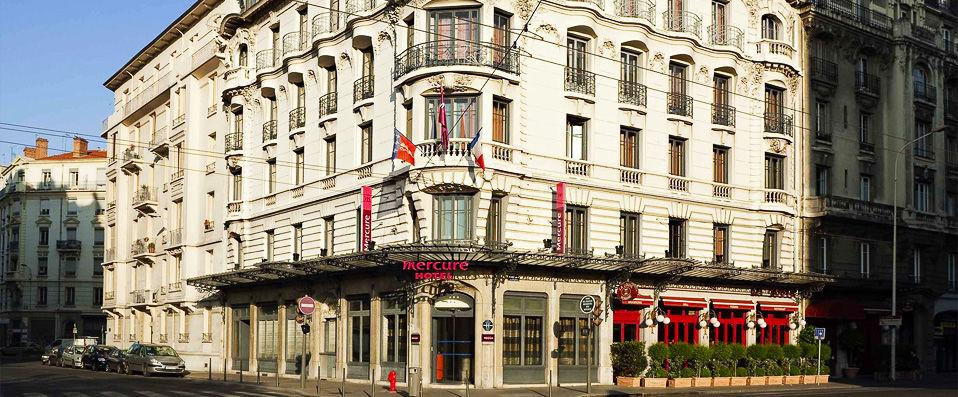 Hôtel Mercure Lyon Centre Brotteaux **** - Lyon -