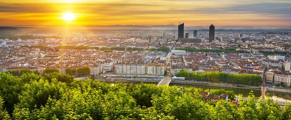 Radisson Blu Hotel Lyon ****