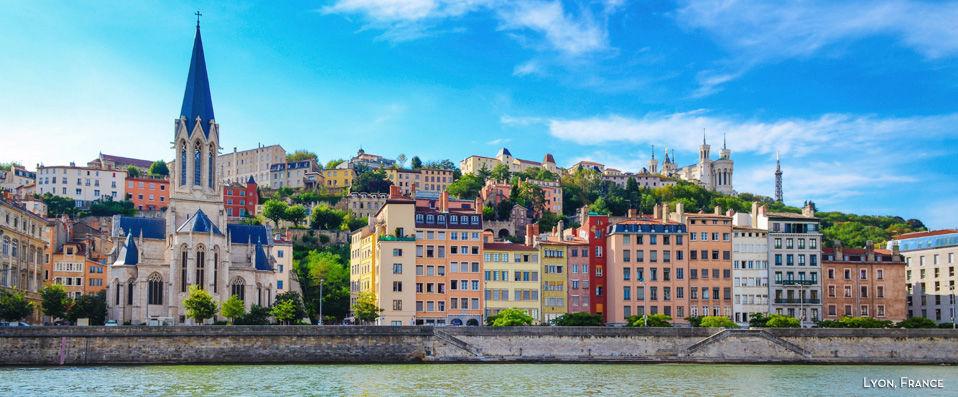 Résidence Dock Ouest - Groupe Paul Bocuse - Lyon - hotel - vente-privee - promo - vente-flash - verychic