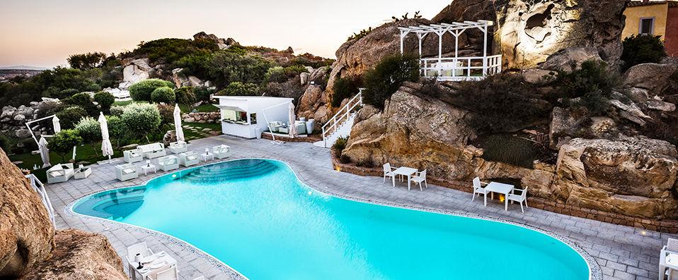 Grand Hotel Ma&Ma Resort *****L - Sardaigne -