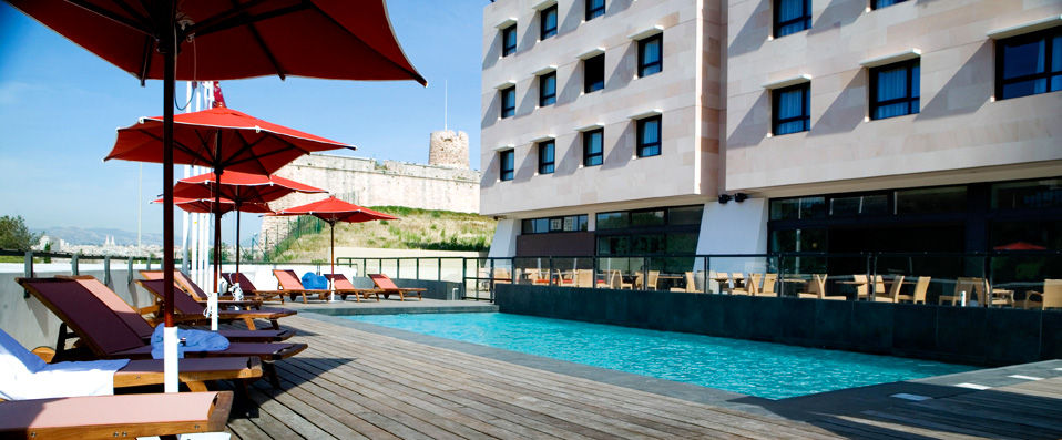 New hotel of marseille verychic ventes priv es d for Chambre d hotel marseille