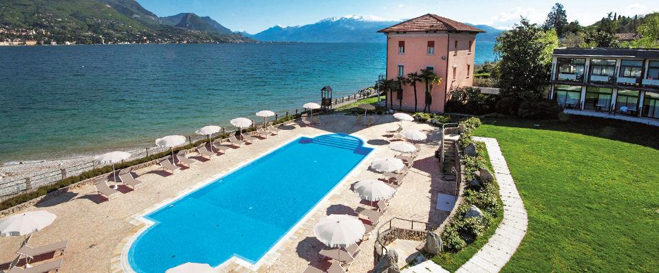 Park Hotel Casimiro **** - Lac de Garde -