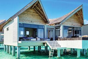 Villa Overwater Lagoon avec piscine privée