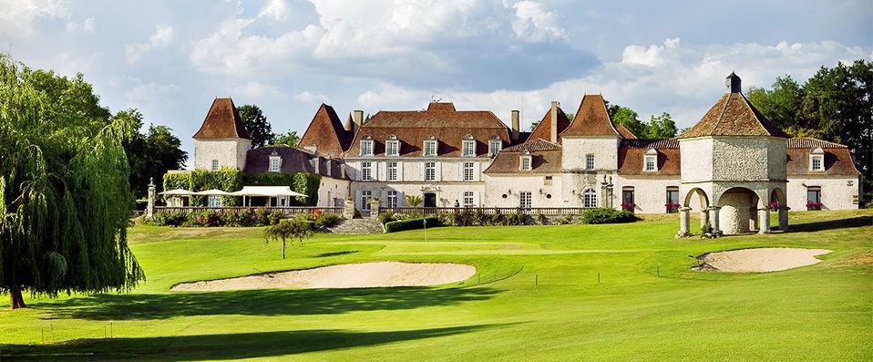 Château des Vigiers **** - Dordogne - hotel - vente-privee - promo - vente-flash - verychic