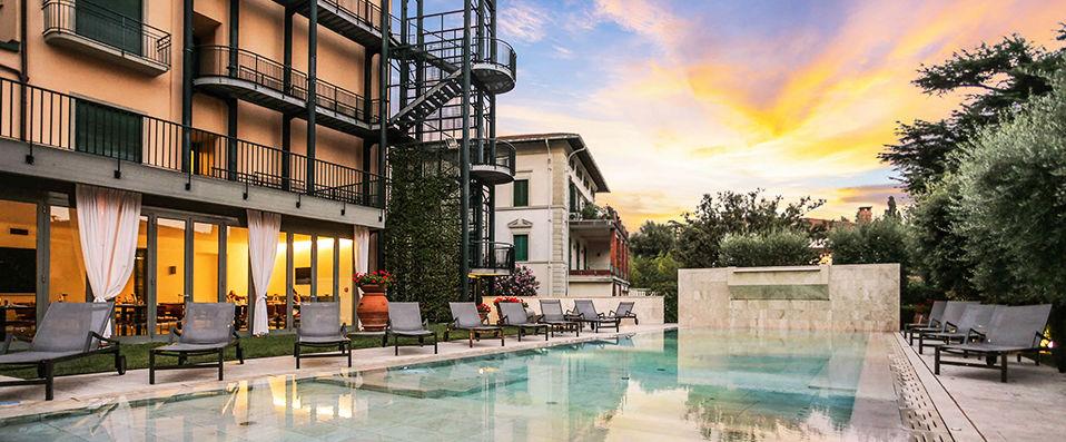 Grand Hotel Croce di Malta - Wellness & Golf ****