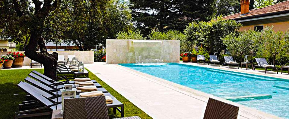 Grand Hotel Croce di Malta - Wellness & Golf **** - Toscane -