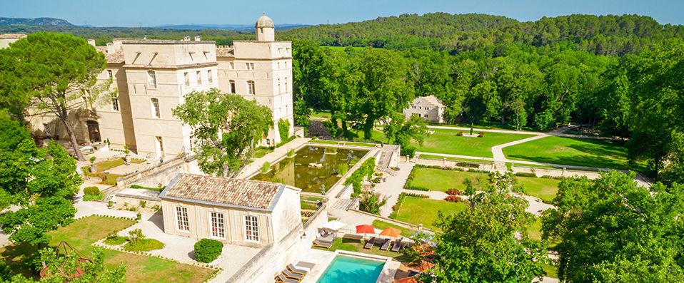 Château de Pondres **** - Languedoc-Roussillon -