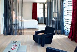 Chambre Deluxe avec terrasse