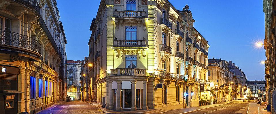 Grand Hôtel du Midi **** - Montpellier -