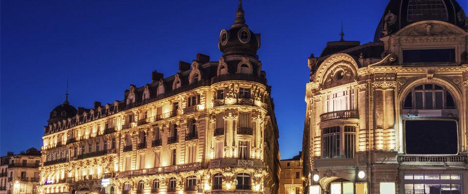 Pullman Montpellier Centre **** - Montpellier - hotel - vente-privee - promo - vente-flash - verychic