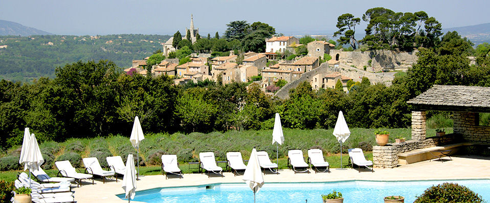 Domaine de Capelongue **** - Luberon - hotel - vente-privee - promo - vente-flash - verychic