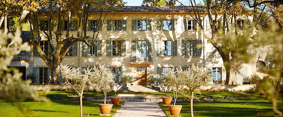 Domaine de Fontenille **** - Luberon - hotel - vente-privee - promo - vente-flash - verychic
