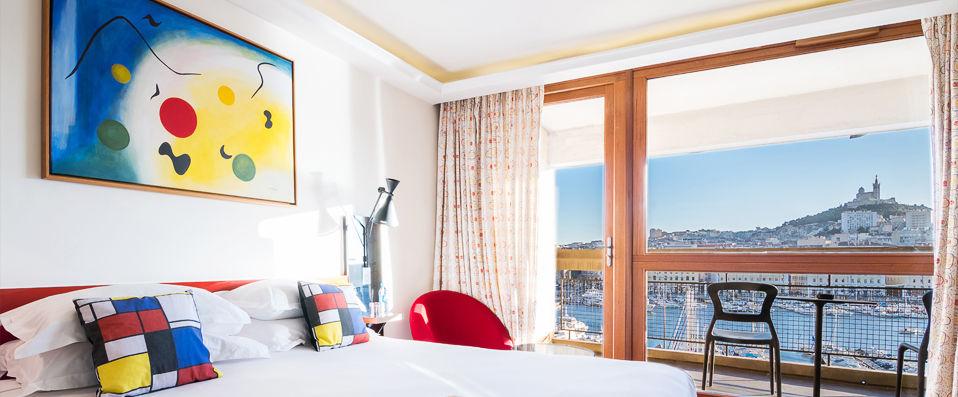 Hôtel La Residence du Vieux-Port **** - Dernière minute - Marseille -