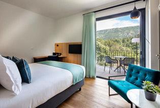 Chambre Prestige avec terrasse
