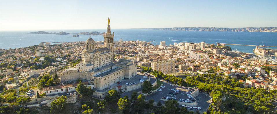 Mercure Marseille Canebière Vieux Port ****