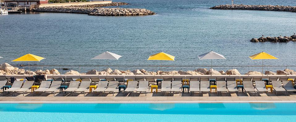 Nhow Marseille **** - Marseille - hotel - vente-privee - promo - vente-flash - verychic