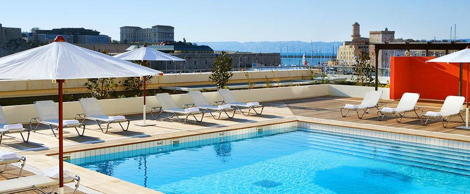 Radisson Blu Hôtel Marseille Vieux-Port **** - Marseille -