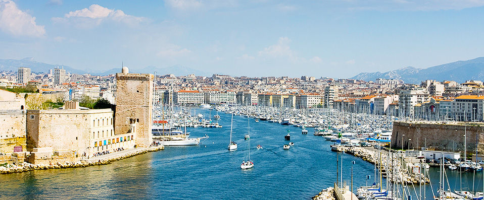 Résidhome Marseille **** - Marseille -
