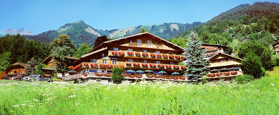 Les Roches Sweet Hotel & Spa **** - Haute-Savoie - hotel - vente-privee - promo - vente-flash - verychic