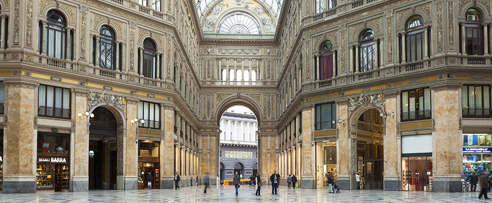 Art Resort Galleria Umberto **** - Naples -