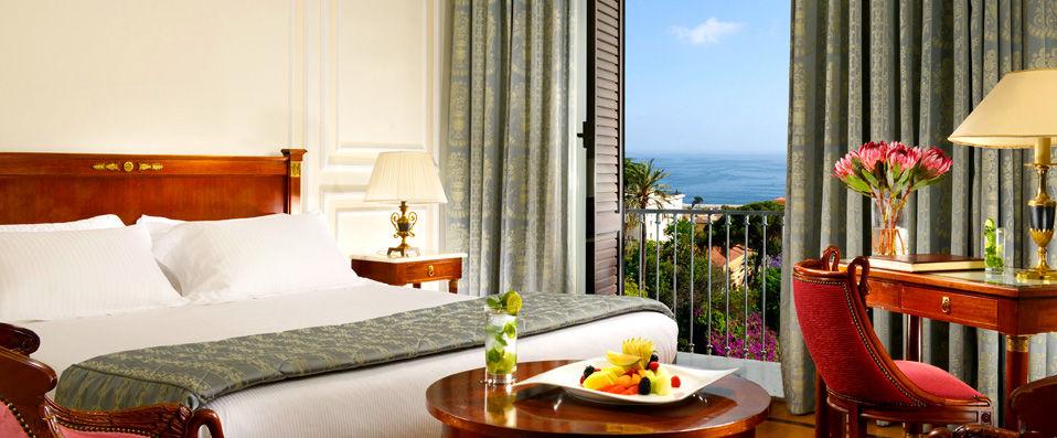 Grand Hotel Parker's ***** - Naples -