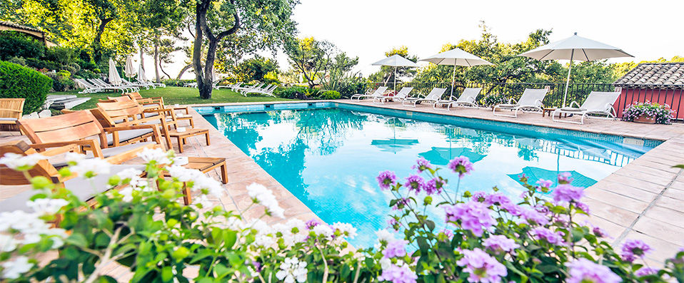 Hotel Cantemerle **** - Vence -
