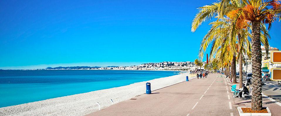 Best Western Plus Hôtel Brice Garden Nice - Nice -