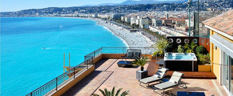 Hôtel La Pérouse **** - Nice - hotel - vente-privee - promo - vente-flash - verychic