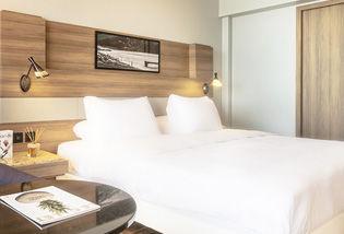 Chambre Premium vue mer avec terrasse