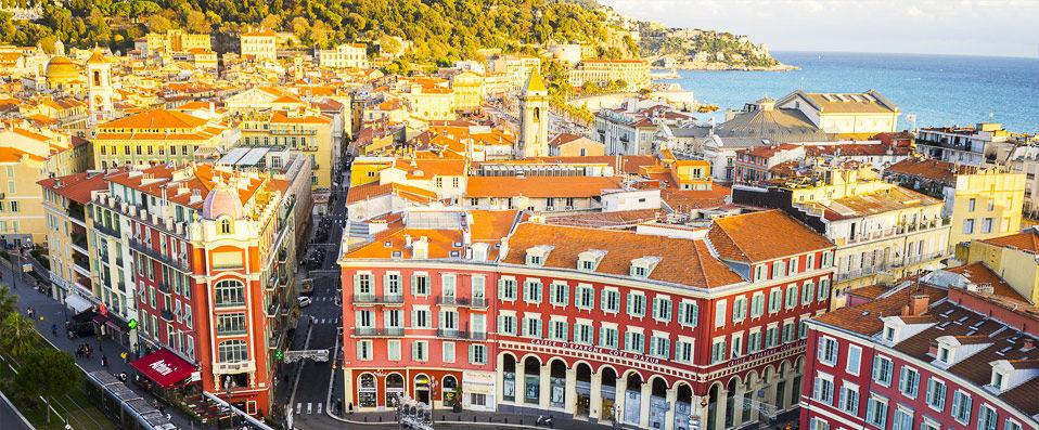 Best Western Plus Hôtel Masséna Nice **** - Nice -