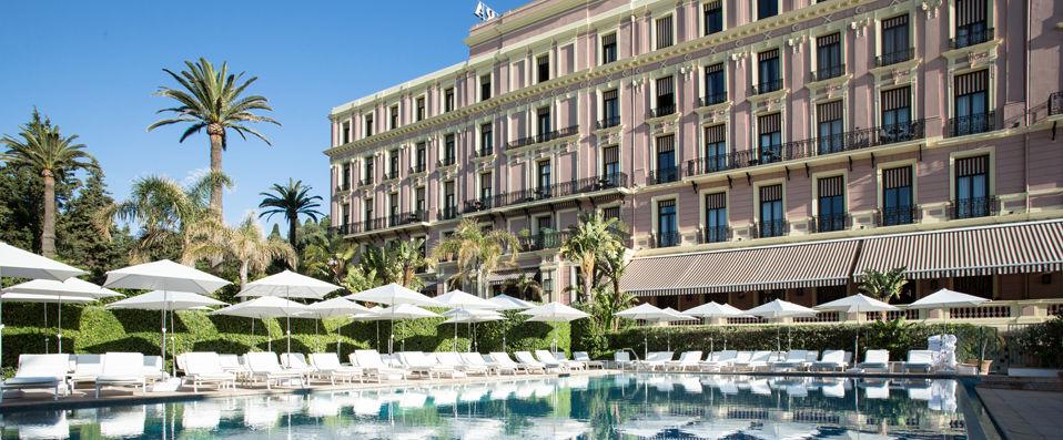 Hôtel Royal-Riviera ***** - Saint-Jean-Cap-Ferrat -