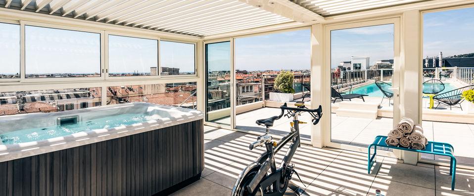 Hôtel Mercure Nice Centre Notre Dame ****