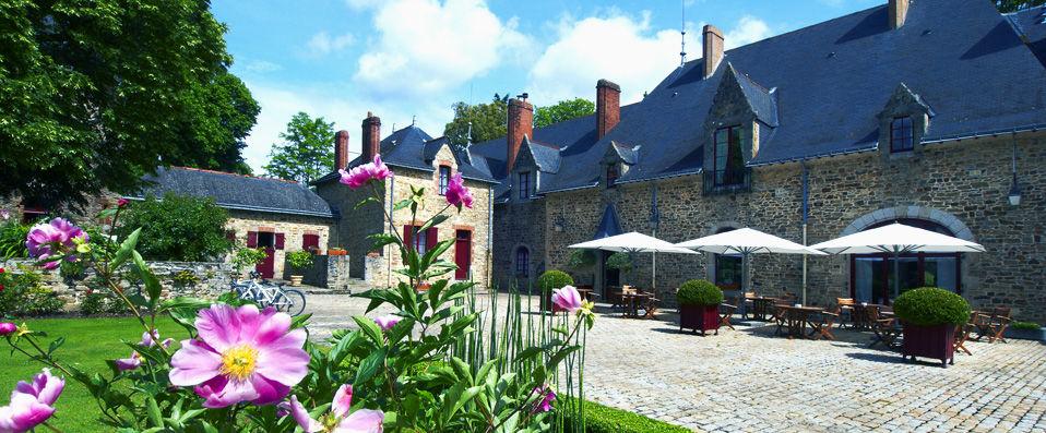 Hôtel & Spa de la Bretesche ***** - Missillac -
