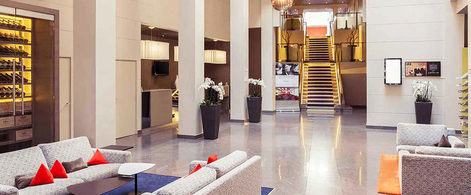 Mercure Nantes Centre Grand Hôtel ****