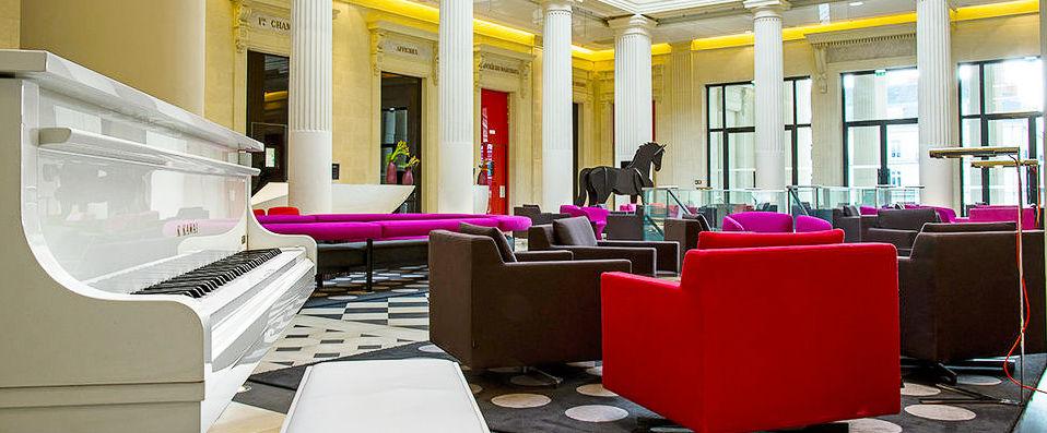 Radisson Blu Hôtel Nantes **** - Nantes -