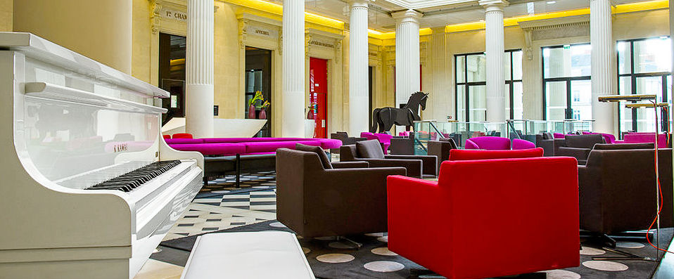 Radisson Blu Hôtel Nantes **** - Nantes - hotel - vente-privee - promo - vente-flash - verychic