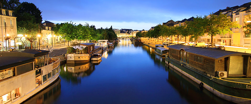 Seven Urban Suites Nantes Centre **** - Nantes -