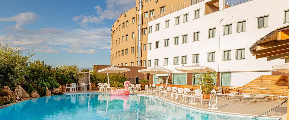 Mercure Olbia Hotel & Spa **** - Sardaigne -