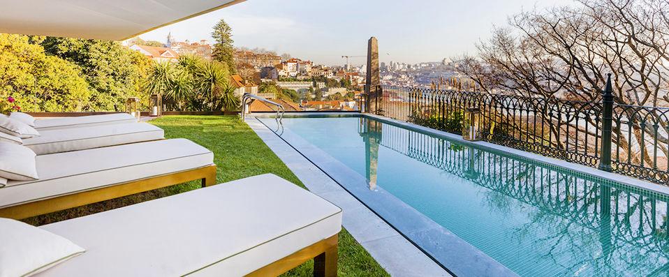 Hotel Torel Avantgarde ***** - Porto -