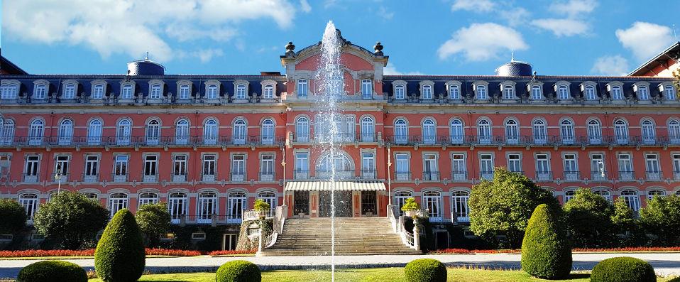 Vidago Palace Hotel ***** - Région du Nord -