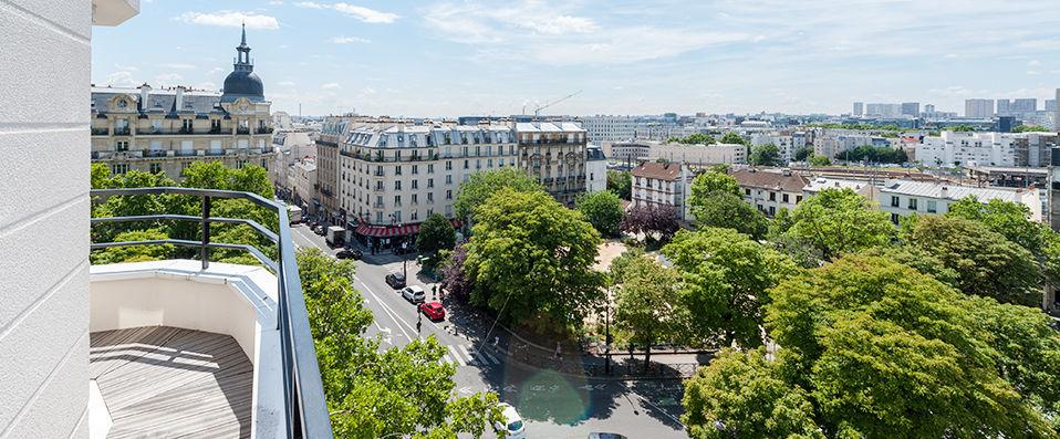 Hotel Le 209 Paris Bercy **** - Paris -