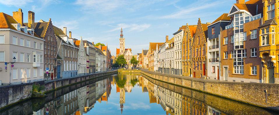 Hôtel Montanus **** - Bruges -