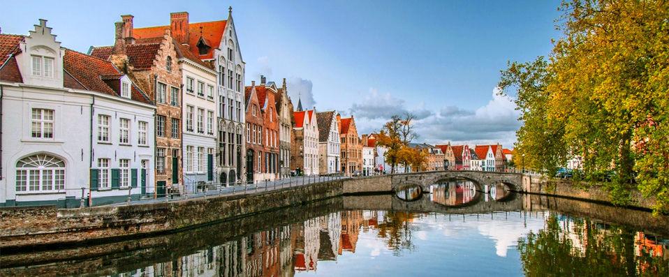 Radisson Blu Hotel Bruges **** - Bruges -