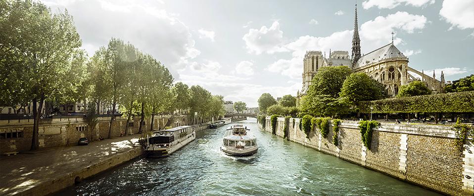 Citadines Saint-Germain-des-Prés Paris - Paris -