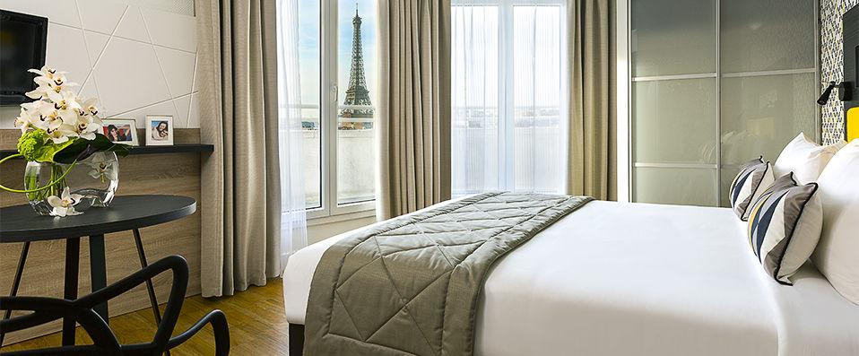 Citadines Tour Eiffel **** - Paris -
