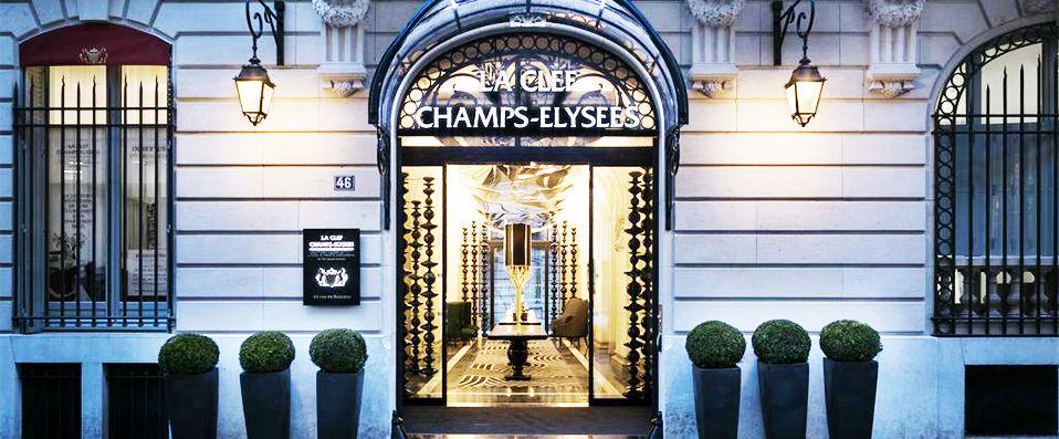 La Clef Champs-Élysées Paris *****