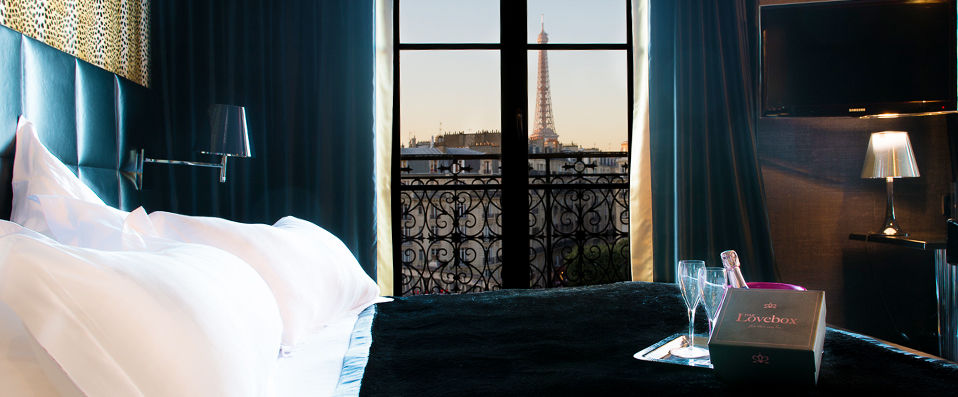 First Hotel Paris Tour Eiffel **** - Paris -