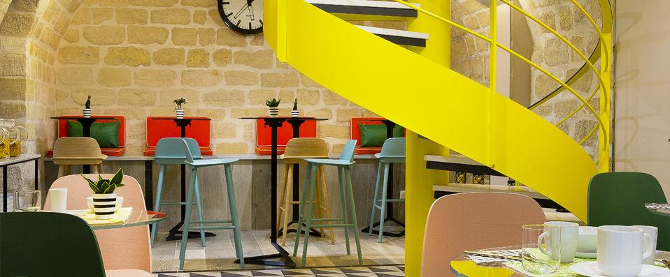 Hôtel Duette *** - Dernière minute - Paris -